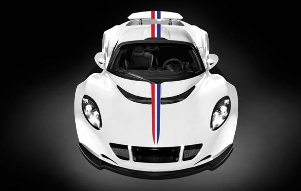 Hennessey Venom GT เวอร์ชั่นพิเศษ World's Fastest Edition ท็อปสปีด 435 กม./ชม.!