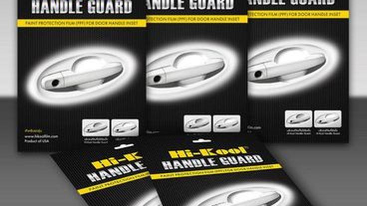 Hi-Kool Handle Guard สินค้าใหม่ ปกป้องรอยบริเวณมือจับประตู