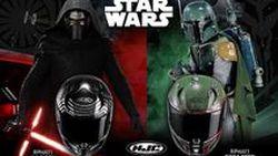 HJC จับมือ Star Wars เปิดตัวหมวกกันน็อคลายพิเศษจากกาแล็คซี่อันไกลโพ้น
