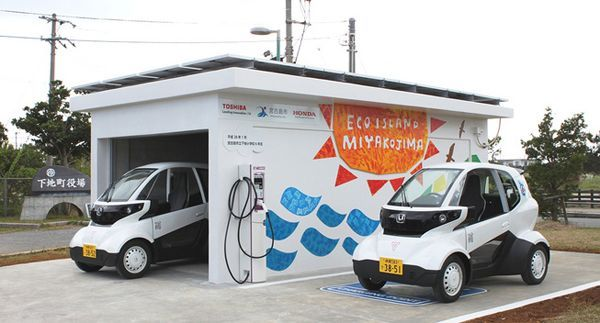 เริ่มแล้ว Honda ทดสอบการใช้งานรถไฟฟ้าขนาดจิ๋วในญี่ปุ่น