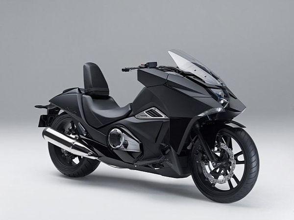 "Honda วางแผนผลิตมอเตอร์ไซค์แนวการ์ตูน ""NM4 Vultus"" ออกขายจริง"