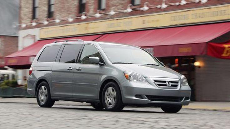 Honda เรียกคืน Odyssey เกือบ 9 แสนคันหลังพบปัญหาปั๊มเชื้อเพลิงที่อาจเกิดไฟลุกไหม้