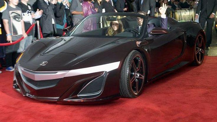 Honda คอนเฟิร์มกำลังพัฒนา Acura NSX โฉมเปิดประทุน