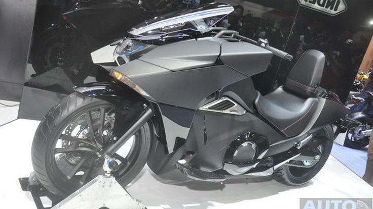Honda เริ่มไลน์การผลิต NM4-02 จากโลกแฟนตาซี สู่โลกแห่งความเป็นจริง