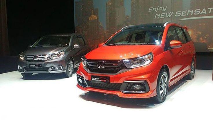 Honda เปิดตัว 2017 Mobilio ปรับโฉมอัพความทันสมัยยิ่งขึ้น