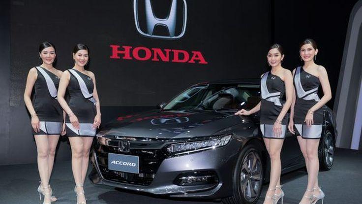 [BIG2019]ฮอนด้า จัดแสดง  รวม 9 รุ่น ชูแคมเปญ Honda Surprise ให้ลุ้นทองเป็นล้าน