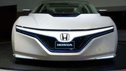 Honda เปิดตัว AC-X Concept ระบบ plug-in hybrid ที่งาน Tokyo Motor Show