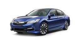 ชม Honda Accord Hybrid ปรับโฉมปี 2017 ประหยัด 20.4 กม.ต่อลิตร