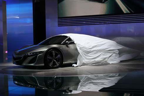 Honda เตรียมส่ง Acura NSX เจนเนอเรชั่นใหม่ออกแข่ง พร้อมจำหน่ายจริง