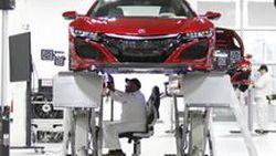 Honda/Acura เตรียมขึ้นสายการผลิต NSX เมษายนนี้