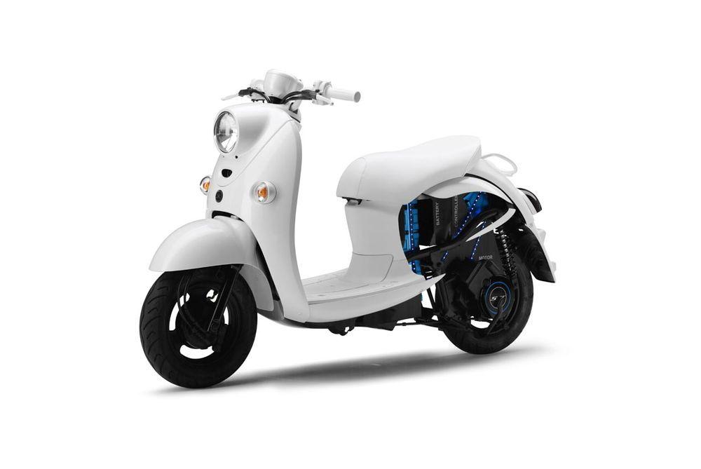 Honda และ Yamaha จับมือกันในโปรเจคมอเตอร์ไซค์ไฟฟ้า