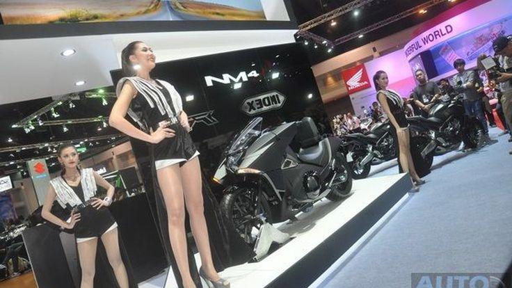 Honda Bigbike เตรียมเปิด 3 โมเดลใน BMF 2014