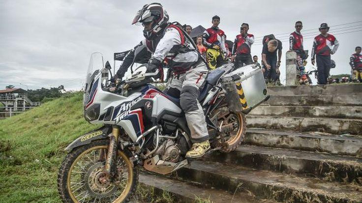 Honda Bigbike X Venture Trip & Tricks สุดมันกลับมาอีกครั้ง กับเส้นทางใหม่ ปลูกเร้า Passion ให้ไบค์เกอร์สายลุย