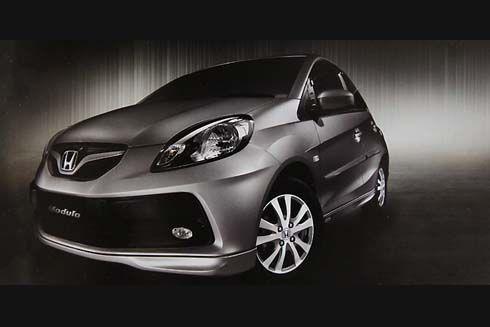 Honda ส่งชุดแต่งสปอร์ต Modulo เอาใจลูกค้า Brio ในอินโดนีเซีย