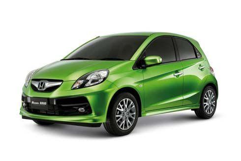 มาแล้ว! Honda BRIO Prototype รถ Eco Car ต้นแบบ เผยโฉมก่อนรุกตลาดเต็มตัวปี 2554