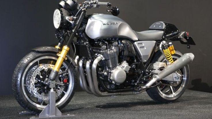 Honda CB Type II Concept โมเดิร์นมีสไตล์ตามสมัยนิยมหล่อคมยิ่งขึ้น