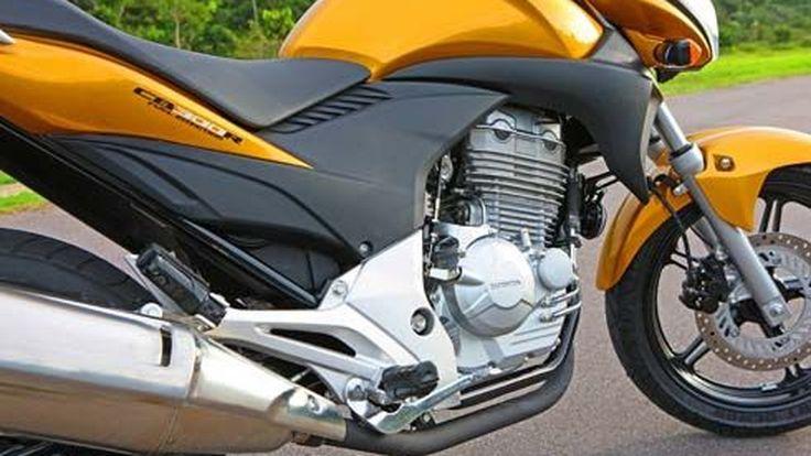 Honda CB300R ใหม่ ปี 2009 เริ่มขายแล้วที่บราซิล