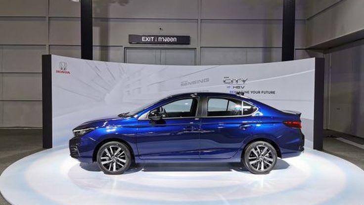 New Honda City e:HEV 2021 พลังงานแห่งอนาคต