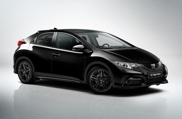 ชมกันเพลินๆ Honda Civic Black Edition ดุดันน่าใช้เป็นที่สุด