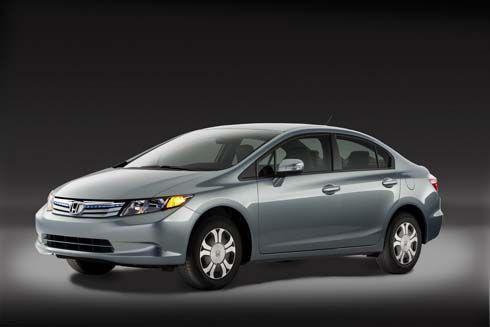 เผยโฉม Honda Civic รุ่นปี 2012 ซีดานต้นแบบล้อหมุนที่ดูไบ หน้าตาไม่เซอร์ไพรซ์ฝรั่ง?!