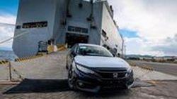 Honda Civic หวนคืนตลาดญี่ปุ่นอีกครั้งหลังเว้นวรรค 7 ปี