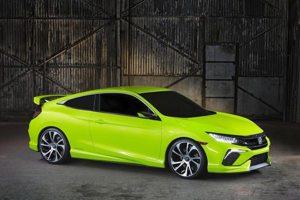 Honda Civic สเปกอเมริกาโฉมใหม่จ่อเปิดตัวปลายปีนี้ หั่นไฮบริด-ซีเอ็นจีทิ้ง