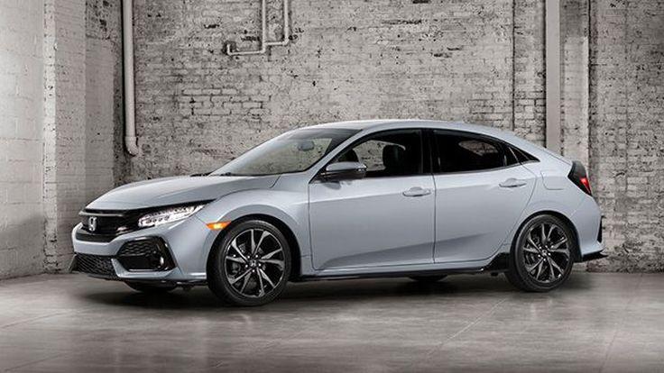 เผยโฉมแล้ว Honda Civic Hatchback ส่งถึงดีลเลอร์ในอเมริกาเดือนกันยายนนี้