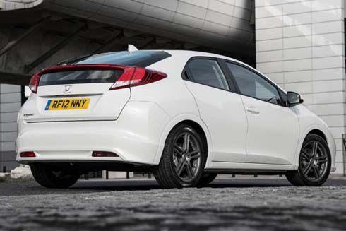 Honda Civic Ti 2013 แต่งเล็กๆขายในอังกฤษ แรงบันดาลใจจากรถแข่ง BTCC
