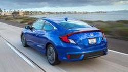 ได้แต่มองตาปริบๆ Honda ทำตลาด Civic Turbo เกียร์ธรรมดา 6 สปีดในอเมริกา