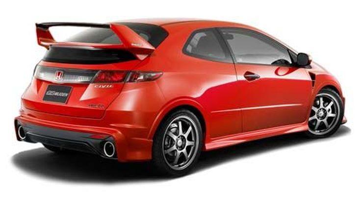 คอนเฟิร์ม! Honda Civic Type-R รุ่นปี 2015 ใช้ขุมพลัง 2.0 ลิตร เทอร์โบ 300 แรงม้า
