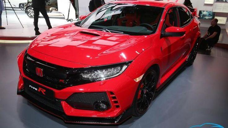 โผล่เพื่อนบ้าน! Honda Civic Type R เปิดตัวครั้งแรกในอาเซียนที่ฟิลิปปินส์