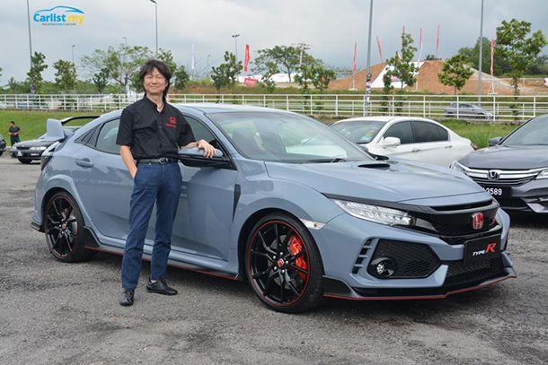 เผยรองหัวหน้าทีมวิศวกร Honda Civic Type R ยังต้องรอรับรถนานหลายเดือน