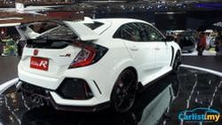 ตาร้อน! Honda Civic Type R เปิดตัวทำตลาดอินโดนีเซีย