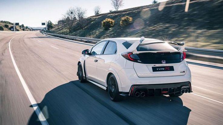 [Geneva] อะดรีนาลีนพุ่ง Honda Civic Type R ทำเวลาในเนอร์เบิร์กริง 7.50.63 นาที