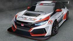 ยลโฉม Honda Civic Type R ตัวแข่งทางเรียบชิงชัยฤดูกาลหน้า