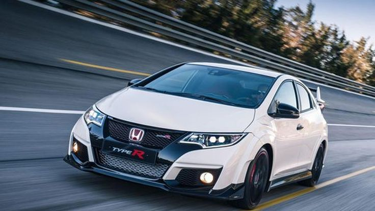 [Geneva] สิ้นสุดการรอคอย Honda Civic Type R เปิดตัวแล้วพร้อมพลัง 310 แรงม้า