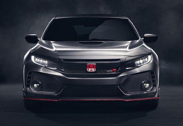 Honda ยืนยัน Civic Type R จะใช้เกียร์อัตโนมัติซีวีที มีเฉพาะขับสองล้อ