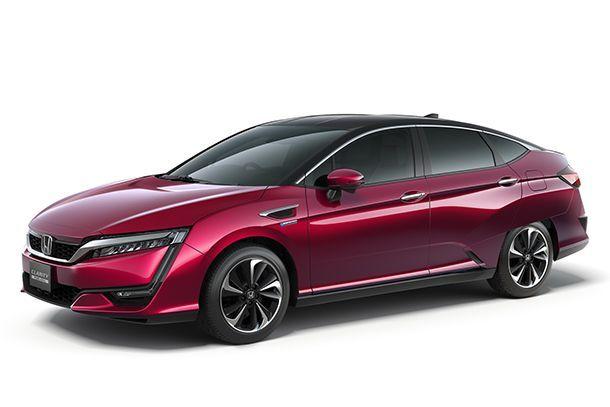 เผย Honda Clarity EV เวอร์ชั่นพลังไฟฟ้าวิ่งได้แค่ 130 กม.