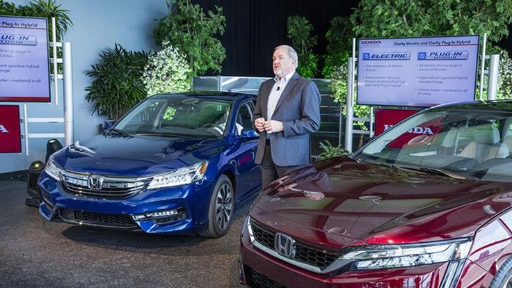 Honda จะปรับแบตเตอรี่รถไฮโดรเจน Clarity FCV เพื่อใช้กับไฮบริดและพลังไฟฟ้า