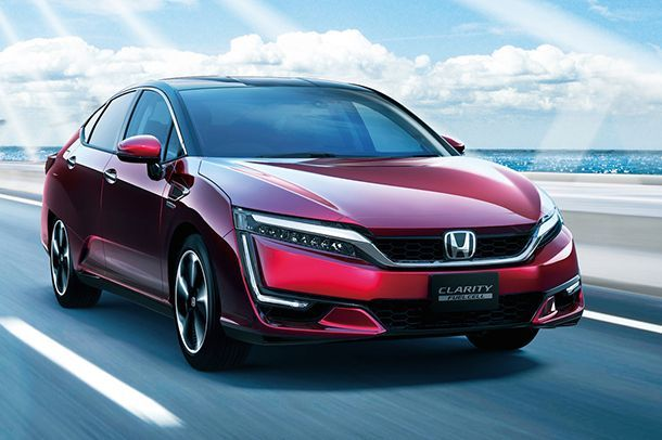 Honda คอนเฟิร์มระยะทางขับเคลื่อน Clarity ไฮโดรเจนฟิวเซล