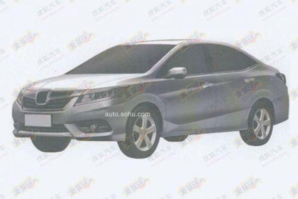 หลุดภาพสิทธิบัตร Honda Concept C มิดไซส์ซีดานเตรียมลุยตลาดแดนมังกร