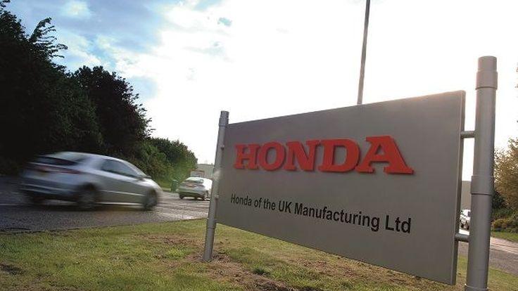 ฮอนด้า ประกาศใช้โรงงานในสหราชอาณาจักรเป็นฐานผลิตซีวิค 5 ประตูสำหรับตลาดโลก