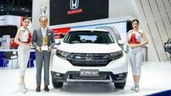ฮอนด้า ซีอาร์-วี ตอกย้ำผู้นำตลาดรถยนต์เอสยูวี คว้ารางวัล Thailand Car of the Year 2017 จากสมาคมผู้สื่อข่าวรถยนต์และรถจักรยานยนต์ไทย