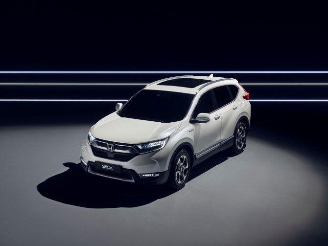 Honda CR-V Hybrid เตรียมทำตลาดยุโรป พร้อมยกเลิกรุ่นดีเซล