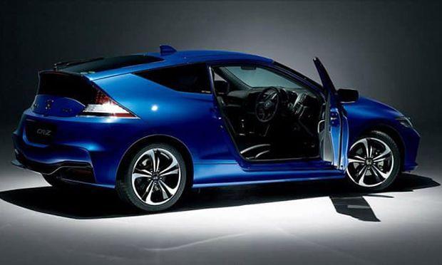 คอนเฟิร์ม Honda เตรียมปลดระวาง CR-Z ยังไม่ยืนยันตัวตายตัวแทน
