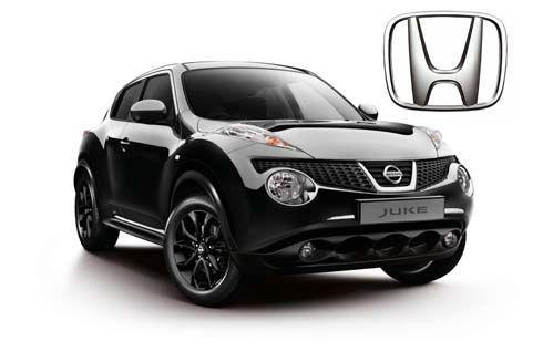 จับตา! Honda มุ่งพัฒนารถครอสโอเวอร์ออกชนกับ Nissan Juke ในปี 2014