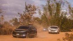 "[Tour] สัมผัส Honda CR-V 1.6 ดีเซล จัดเต็ม บนเส้นทางอารยธรรมลุ่มน้ำโขง ""ไทย-กัมพูชา-ลาว"" กว่า 1,200 กิโลเมตร"
