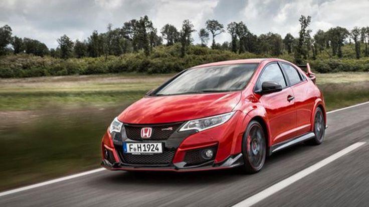 เปิดข้อมูลเพิ่มเติม Honda Civic Type R พร้อมภาพชุดใหญ่จุใจ