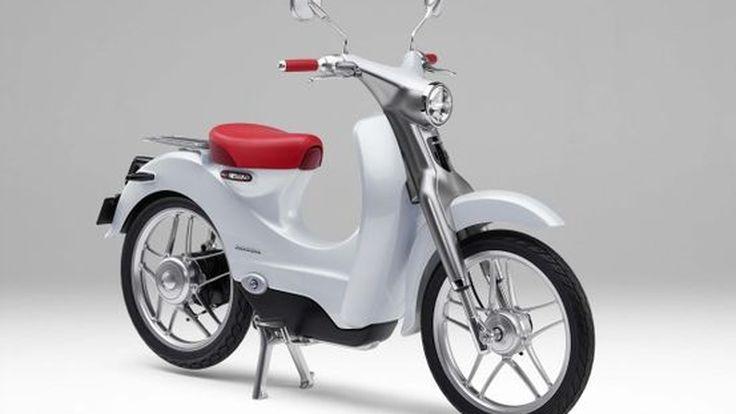 CEO คอนเฟิร์ม Honda EV-Cub เตรียมพัฒนาเป็นเวอร์ชั่นขายจริงภายในสองปี