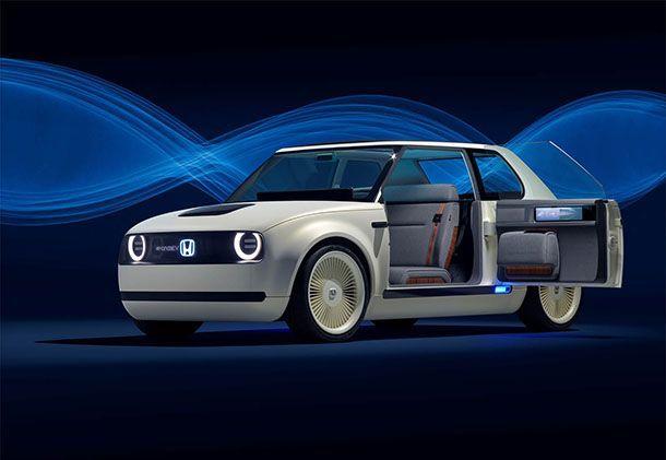 Honda ซุ่มพัฒนารถพลังงานไฟฟ้าที่ใช้เวลาชาร์จไฟเพียง 15 นาที